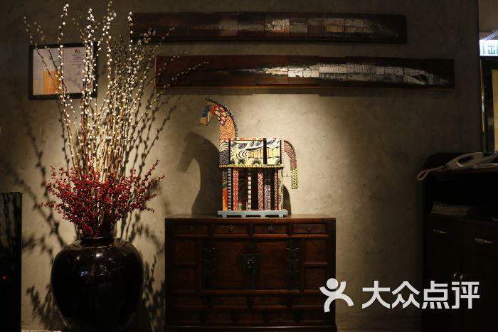 阿里朗韩国餐厅装饰品图片 - 第37张