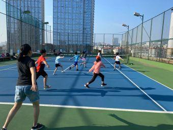 丽晶网球场