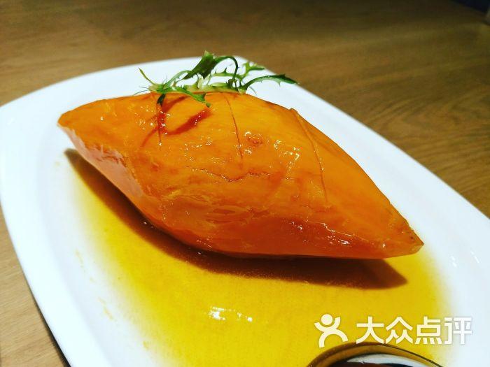 宴小馆-蜜汁红薯图片-青岛美食-大众点评网
