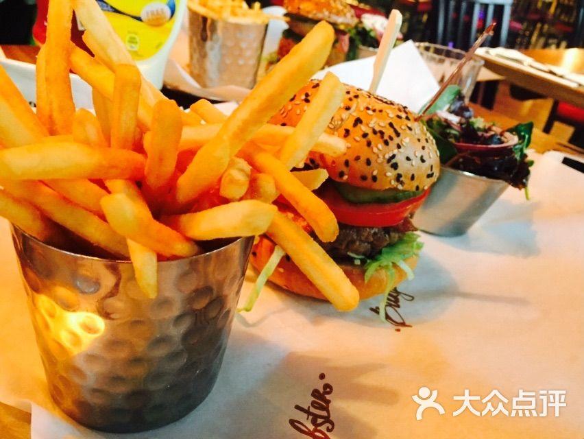 BurgerandLobster(Soho)-美食-伦敦图片寺的重庆美食龙头附近图片