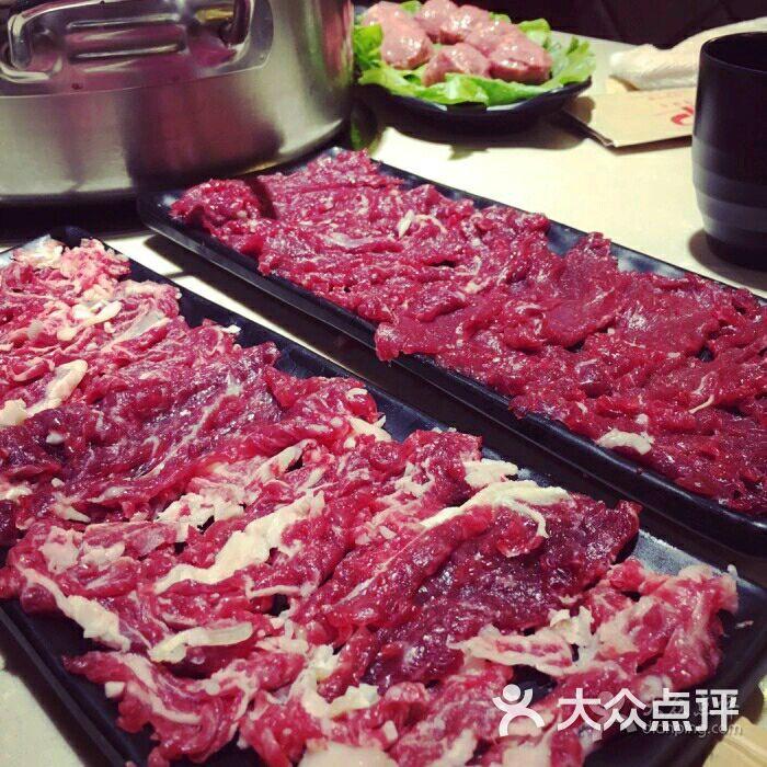 今年牛事-鹤庆路店(潮汕原味图片牛肉)-火锅-上的重生美食都市小说图片