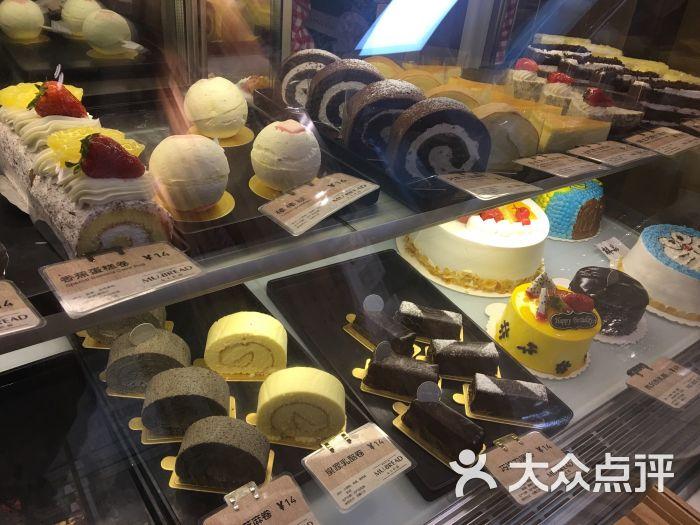MU.BREAD麦卡优娜(龙盛图片店)-广场-西安美高新上海美食街图片