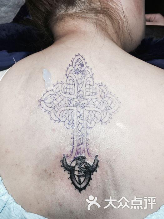 tattoo御刺青纹身店(淮海中路旗舰店)的点评