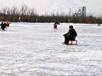 烈士公园溜冰场