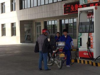 中国海油南洋加油站