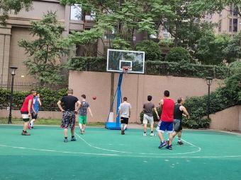 保利叶语篮球场