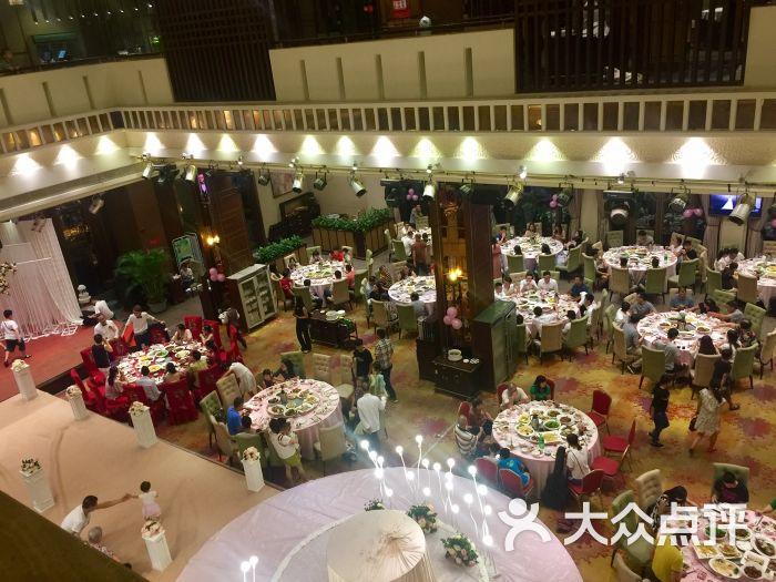 半岛豪苑酒家-大堂图片-广州美食-大众点评网