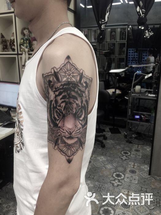 tattoomama纹身工作室(亲子花街韩国城店)图片 - 第17张