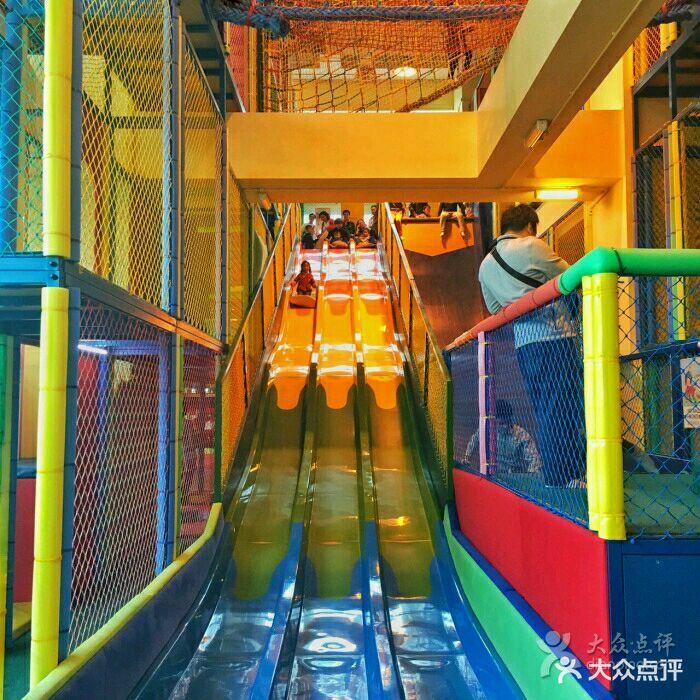 浦东嘉里大酒店儿童探险乐园图片 - 第814张