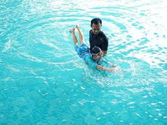 愚溪山庄游泳