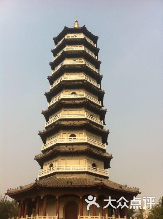 北宁公园-致远塔图片-天津周边游-大众点评网