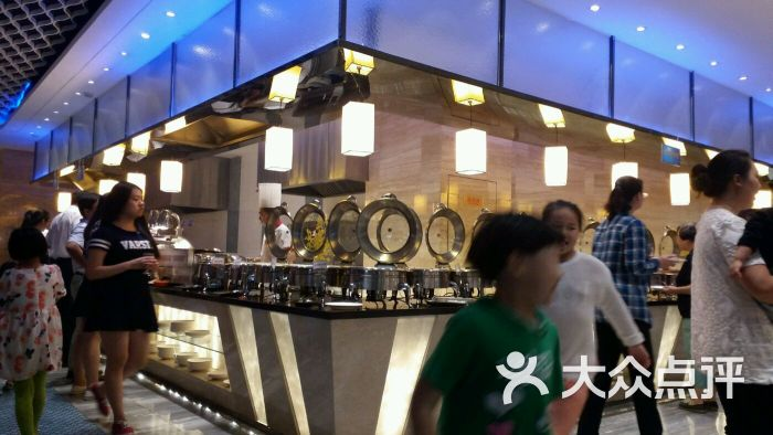蓝鲨美食自助美食汇-神猫小六的校园-邯郸海鲜美食节相册总结图片