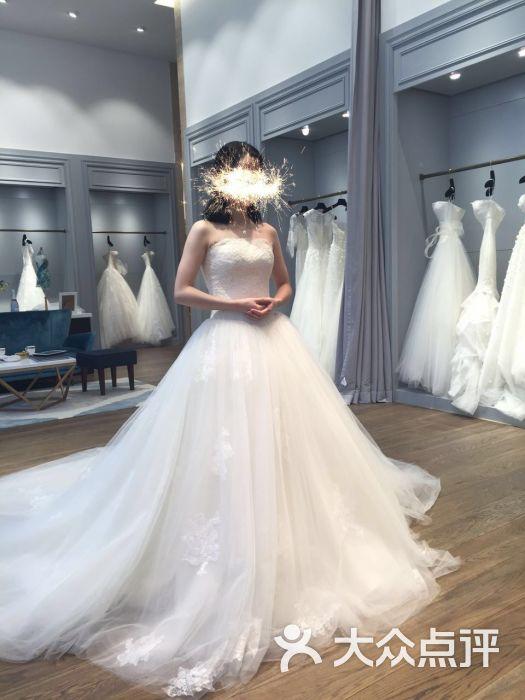 maose-shine 婚纱 moda