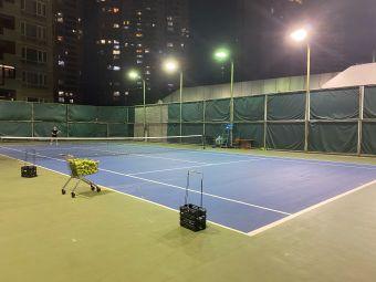 丽悦新天网球场