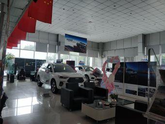 艾潇哈弗4S店