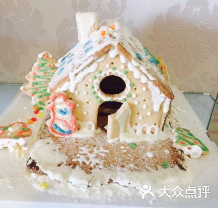咪兔翻糖蛋糕diy工作室-图片-武汉休闲娱乐-大众点评