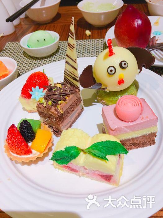 法式甜点图片