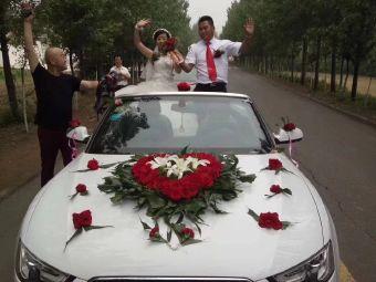 婚车礼炮车