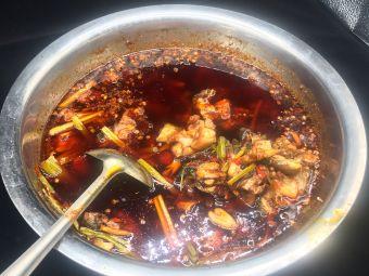 青禾牛蛙龙虾(章丘店)