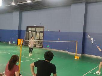 福州文化宫羽毛球馆
