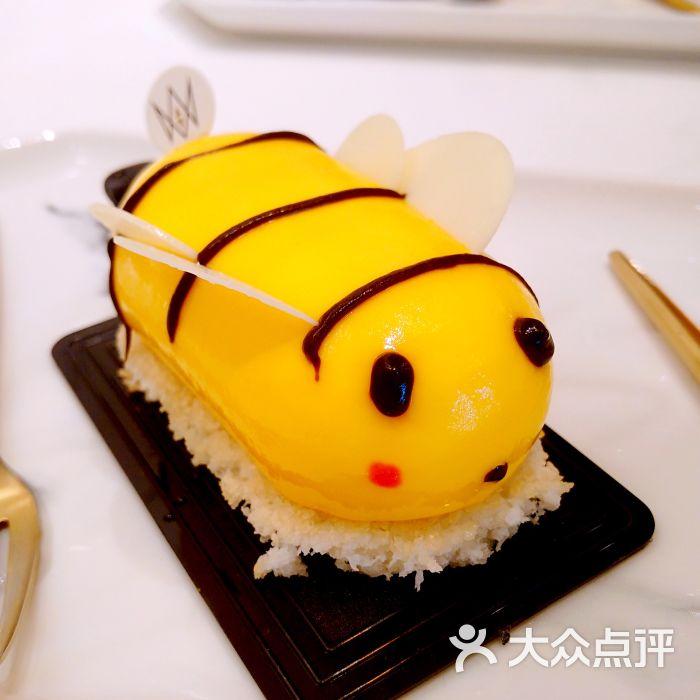 芒果百香果蛋糕