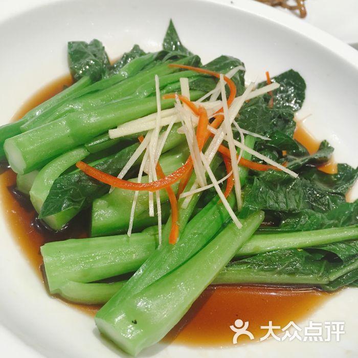 饭香妈妈菜(日月光店)白灼广东菜心图片 - 第605张