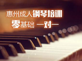 乐赟钢琴·专注成人钢琴培训(惠城店)