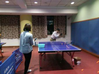 紅雙喜光大乒乓球俱樂部
