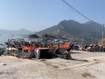 小桂老码头停车场