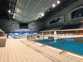 宁波奥体中心游泳馆
