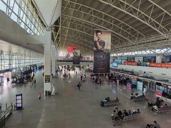 乌鲁木齐地窝堡国际机场T2航站楼