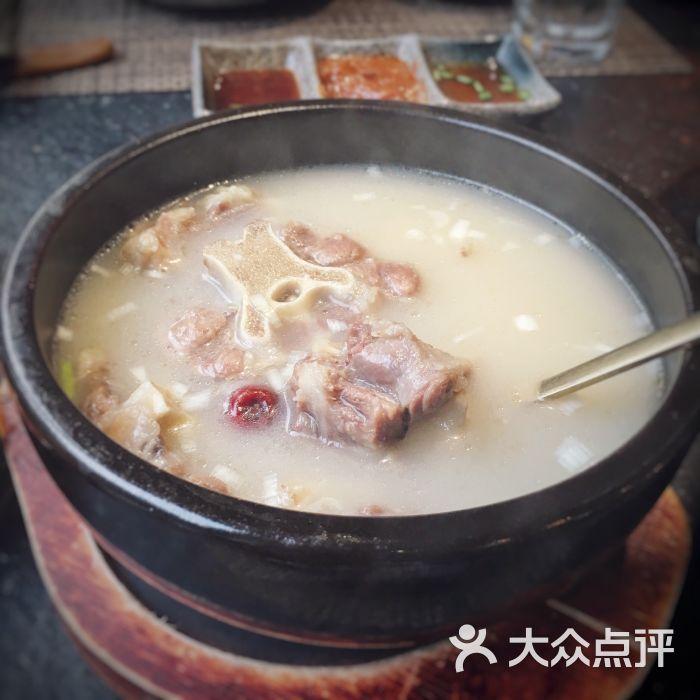 BC2333韩国海参吧-烤肉骨汤图片做月子牛尾吗图片