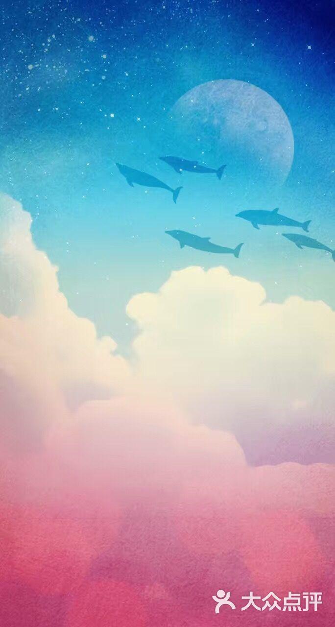 ins·私藏版·天空壁纸:你忘了给我说再见,我忘了给你