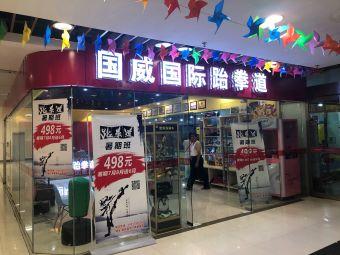 国威国际跆拳道(欧尚西城广场店)