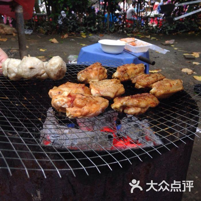 森林公园南门烧烤区-图片-福州美食-大众点评网