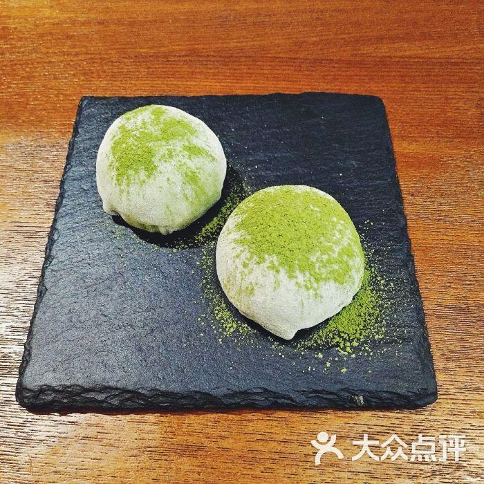 无邪日式抹茶图片(春熙路店)抹茶原则教学-第5张教学设计的甜品大福图片