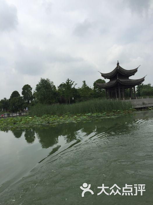 尚湖风景区的点评