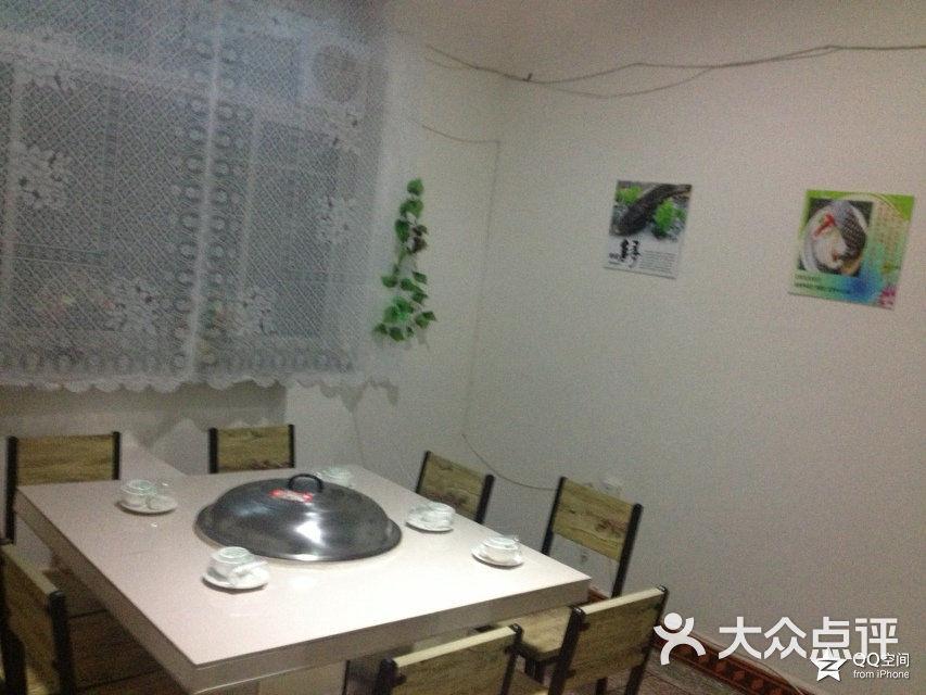 东北农家乐铁锅炖鱼饭店包房图片 - 第4张