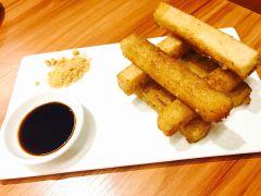粥星星·海鲜粥铺(紫荆广场店)的红糖糍粑