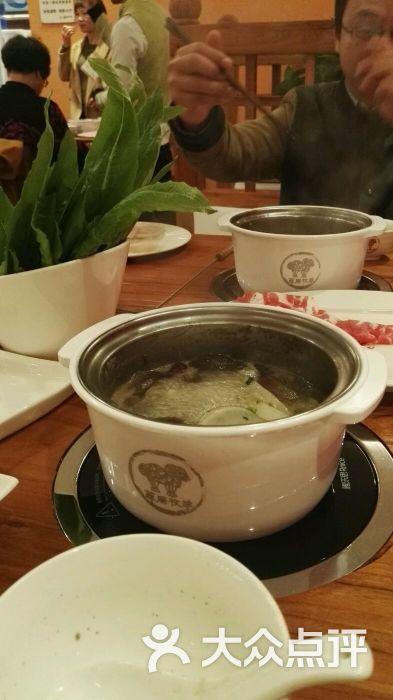 野生菌汤 单锅