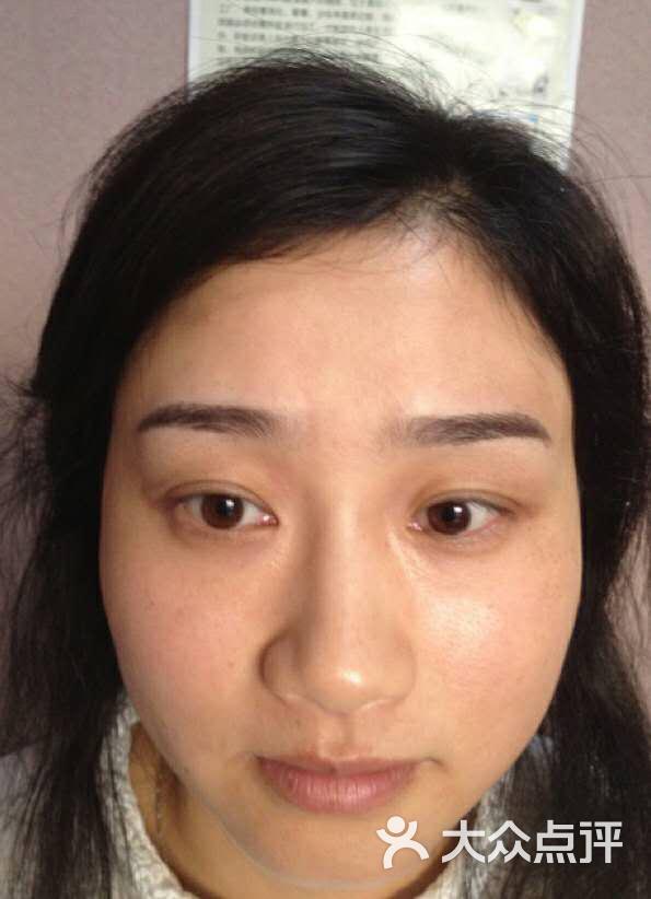梦姿半永久纹绣(纹眉纹眼线纹唇发际线)-图片-杭州