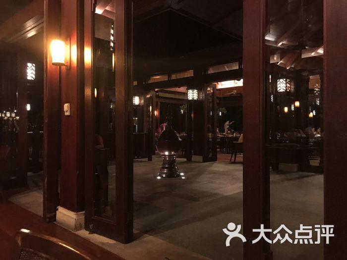 亚龙湾红树林度假酒店泰餐厅的点评