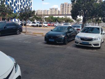 泉州晋江SM国际广场停车场