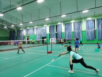 省体育馆羽毛球馆