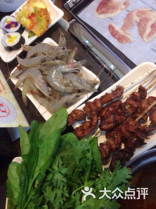铁木真海鲜自助烤涮城(潍坊旗舰店)全味轩自助烤肉涮锅图片 - 第6张