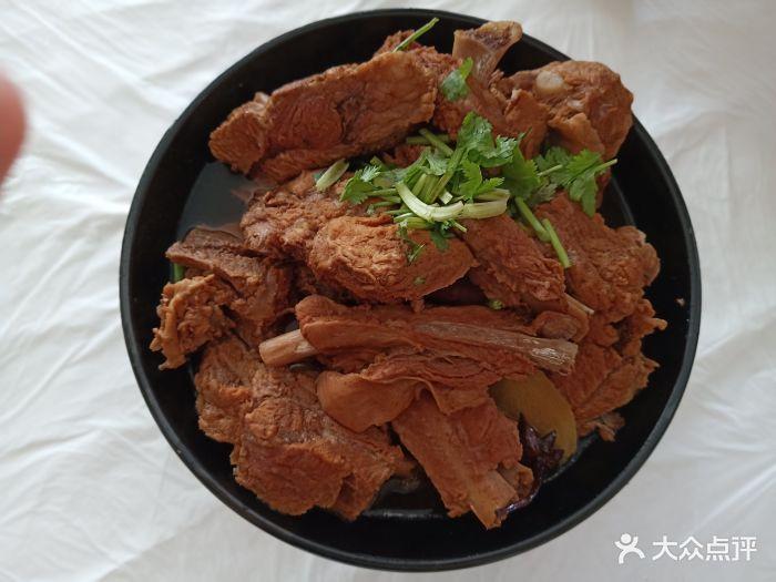 郝家排骨(正定县店)羊肉煲汤图片