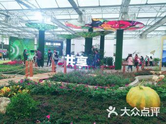 彭州蔬菜博览会新优品种展示中心