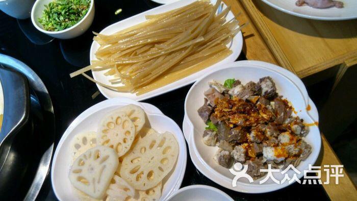 锦城上味蛙蛙天下(一品美食旗舰店)图片-第5张西塘火锅饼图片