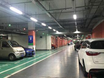 万达广场-停车场