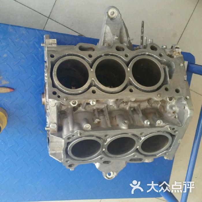 丰田锐志v6发动机大修